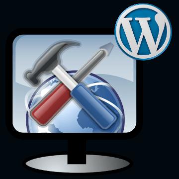 I fix WordPress