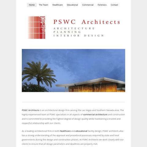 pswcarchitects.com