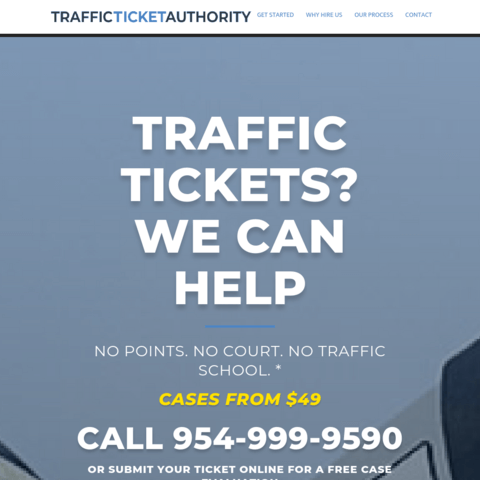 trafficticketauthority.com